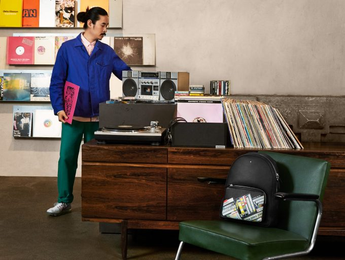 Back to the 80s with new Montblanc Mix Tapes Collection