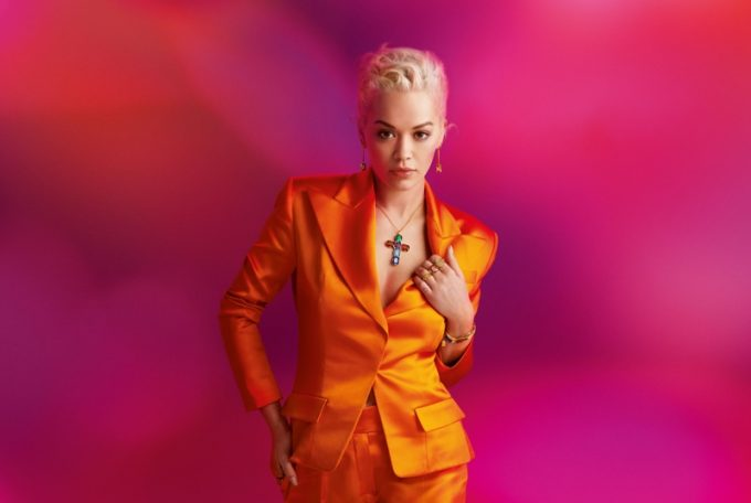 Rita Ora x Thomas Sabo jewellery collection set for launch