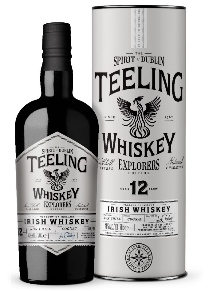 Teeling Whiskey launches Explorers Edition as World Duty Free Exclusive