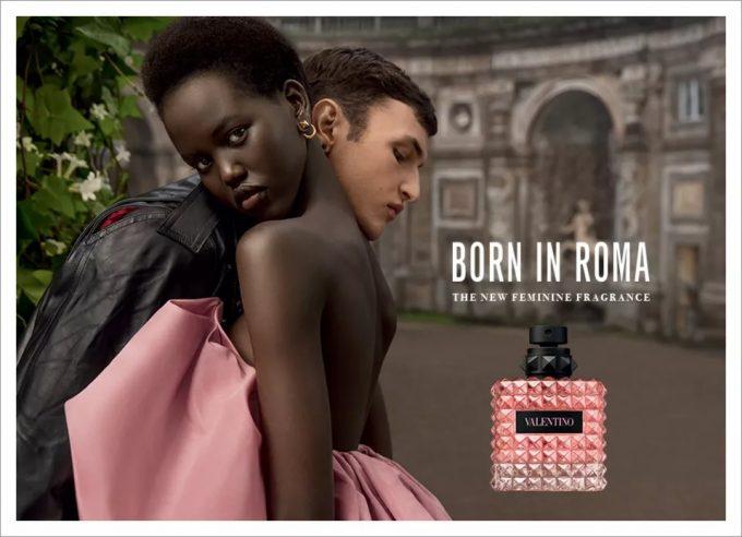 Valentino unveils Born in Roma fragrances