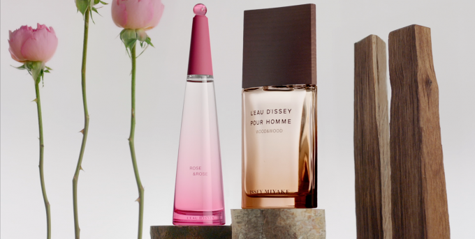 Moved by Nature: Issey Miyake launches two new fragrances at World Duty Free