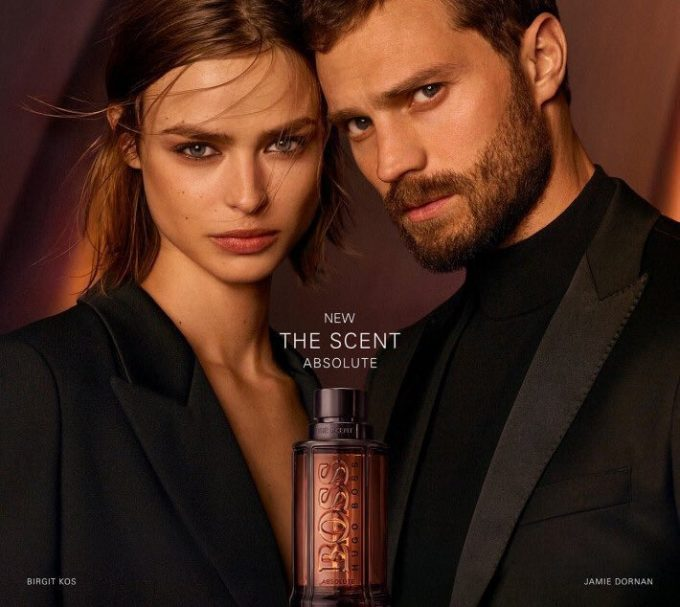 Sensual 'couple' of fragrances make their debut at Hugo Boss