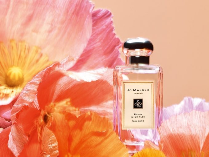 Jo Malone London's Poppy & Barley Cologne makes airport debut