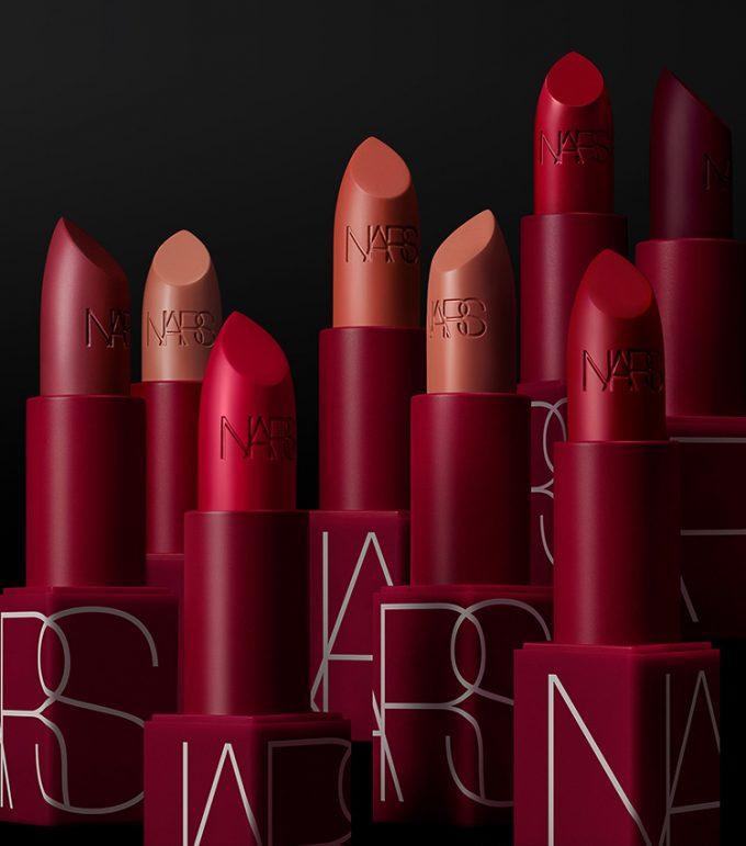 NARS Cosmetics celebrates 25th birthday with new lipstick range