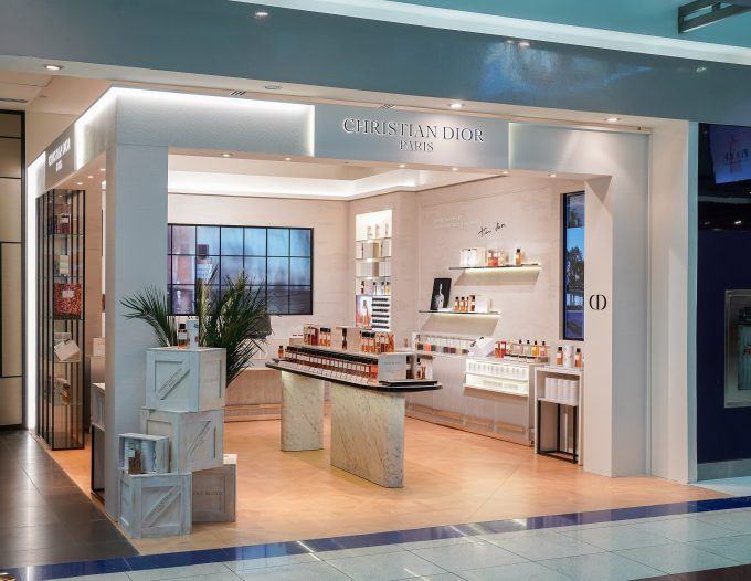 Maison Christian Dior Boutique opens in Dubai Duty Free