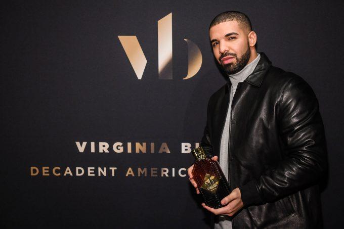 Drake's Virginia Black Whiskey touches down at Dubai International