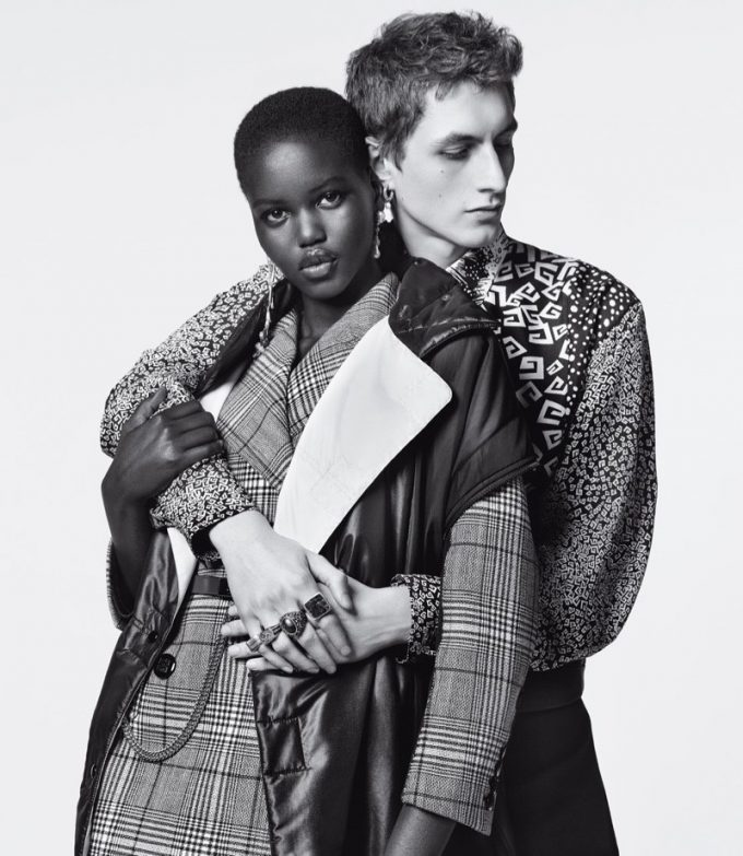 Givenchy shows new bags in Winter of Eden campaign