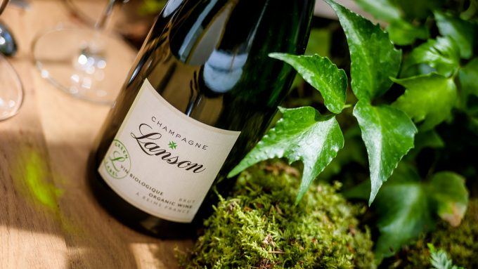 Lanson uncorks its new Organic 'Green Label' Champagne for duty-free