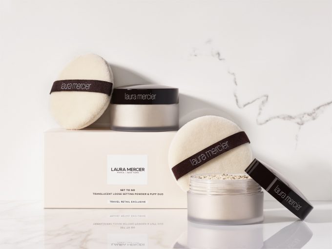 Laura Mercier reveals 'To Go' Travel Exclusive collection for duty-free