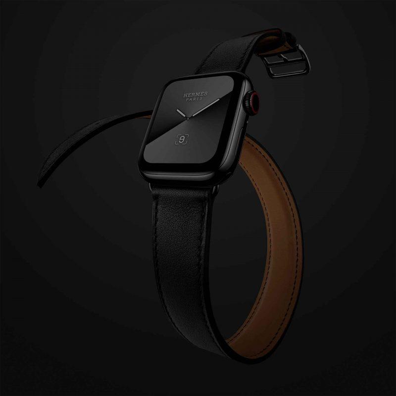 Apple unveils Apple Watch Hermès Series 5 collection