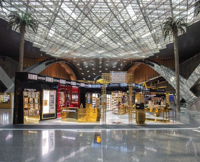 Qatar Duty Free debuts 'Pacomarket' and 'Hotel Carolina' activations