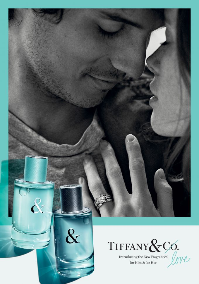 Tiffany & Co. launches first fragrance duo, Tiffany & Love for Him, and for Her