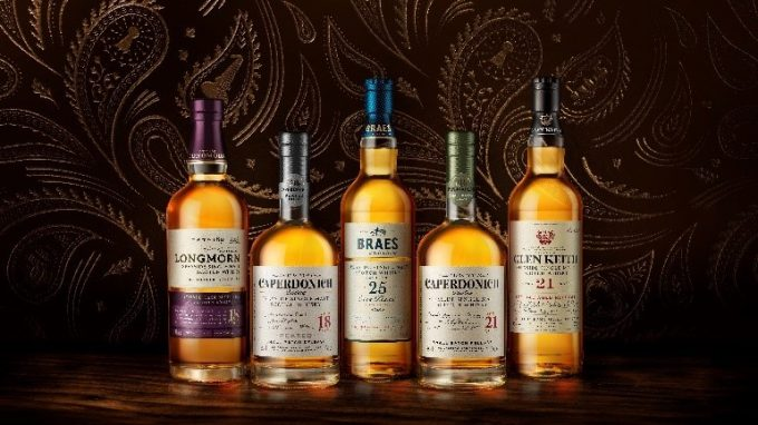 Chivas Brothers unveils 'Secret Speyside' Collection of 15 rare whiskies in duty-free