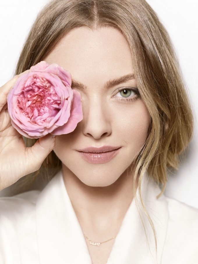 Amanda Seyfried is Lancôme's new Global Ambassador
