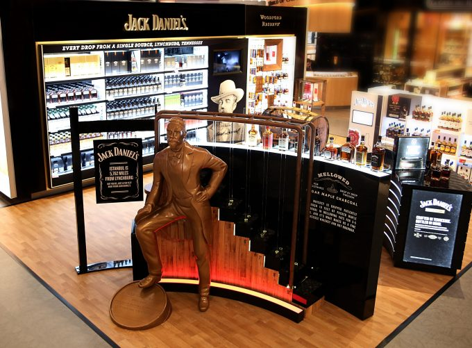 One-of-a-kind Jack Daniel's experience comes to duty-free at New Istanbul Airport