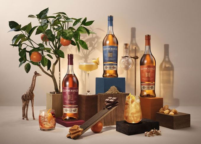 Glenmorangie's new trio of single malts launched at Dubai Duty Free