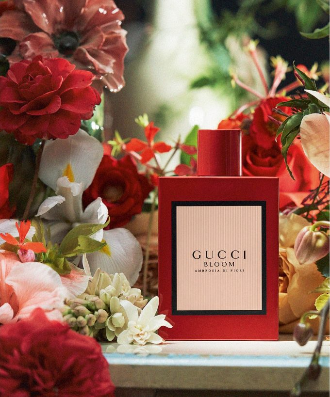Gucci adds to Bloom fragrance collection with Ambrosia di Fiori edition