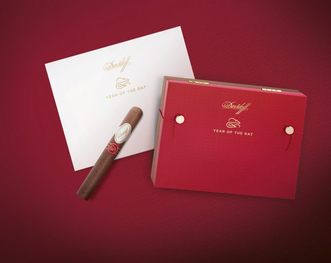 "Davidoff presents ""Year of the Rat"" Limited Edition Cigars to celebrate Chinese New Year"