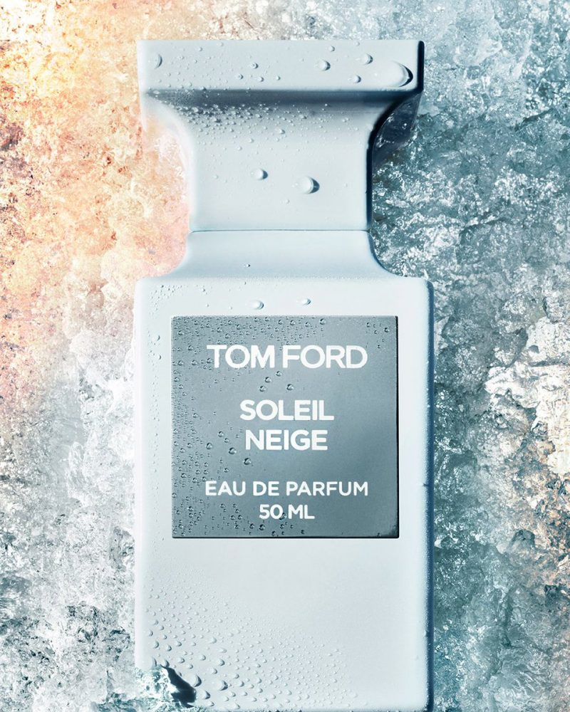 Tom Ford Launches Soleil Neige Unisex Fragrance Duty
