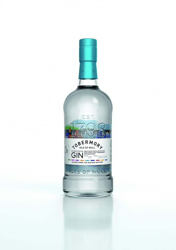 Expressive by Nature: Tobermory Distillery unveils its first Gin