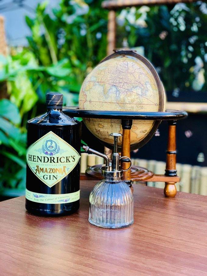 Hendrick's Gin releases tropical, global duty-free exclusive, Hendrick's Amazonia
