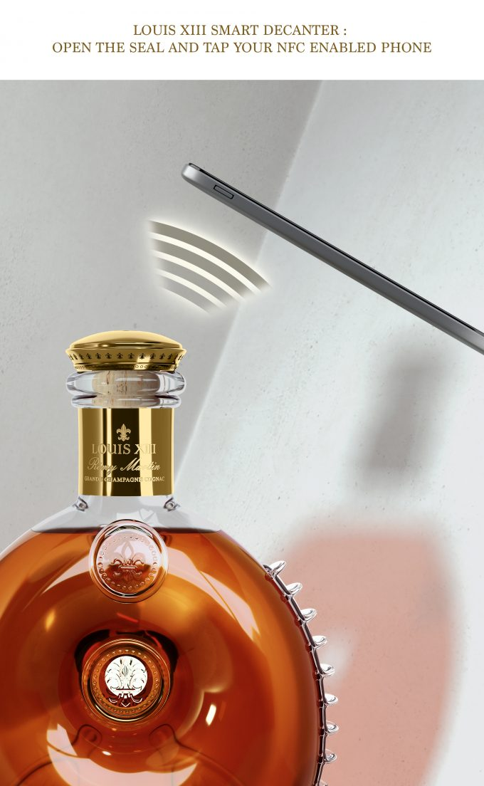 LOUIS XIII 'Smart Decanter' launches at Sydney Airport's Heinemann Duty Free
