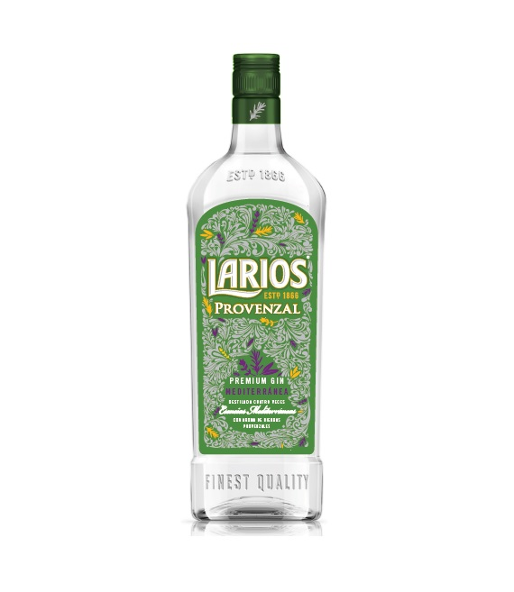 Larios Gin launches Provenzal limited edition with Dufry - the brand's first duty-free exclusive