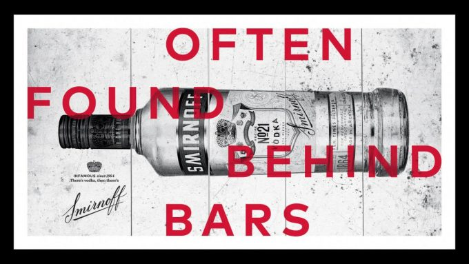 Smirnoff's celebrates its wild backstory with new global campaign