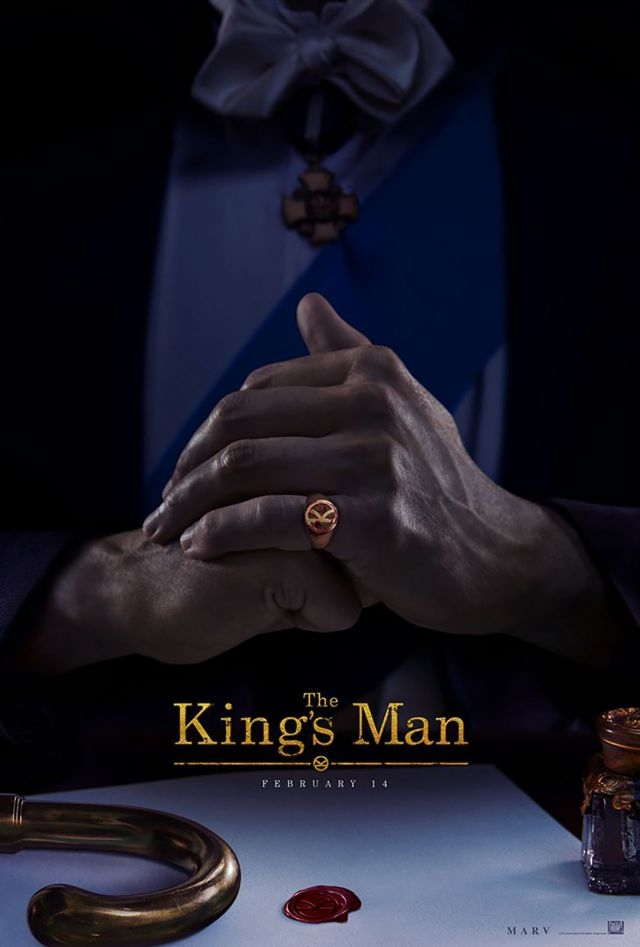 A 'Kingsman' fragrance is on the way
