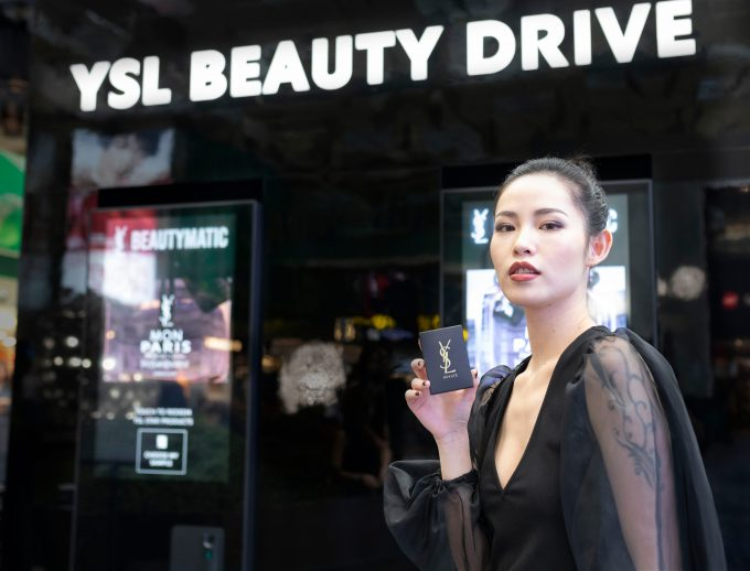 Fuel Your Beauty: The YSL Beauty Station makes its duty-free debut at Singapore Changi [UPDATED]