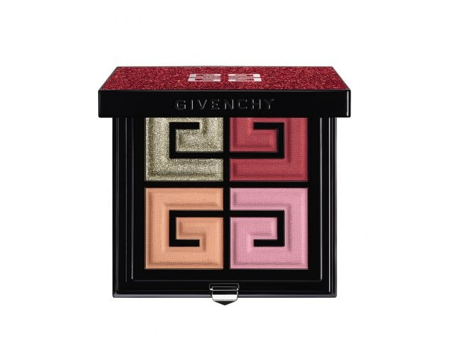 Givenchy unwraps 'Red Line' holiday makeup collection