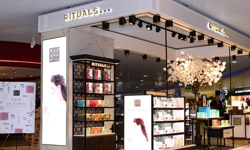Rituals soothes travellers with boutique opening at Birmingham Airport