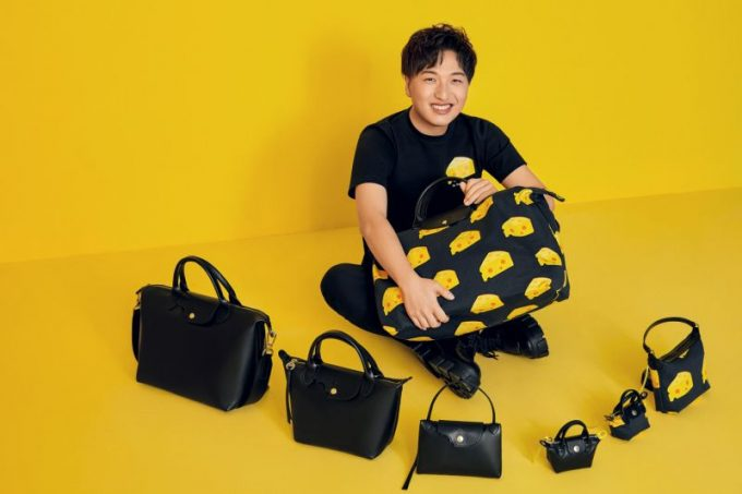 Longchamp teams up with Mr. Bags for another CNY capsule