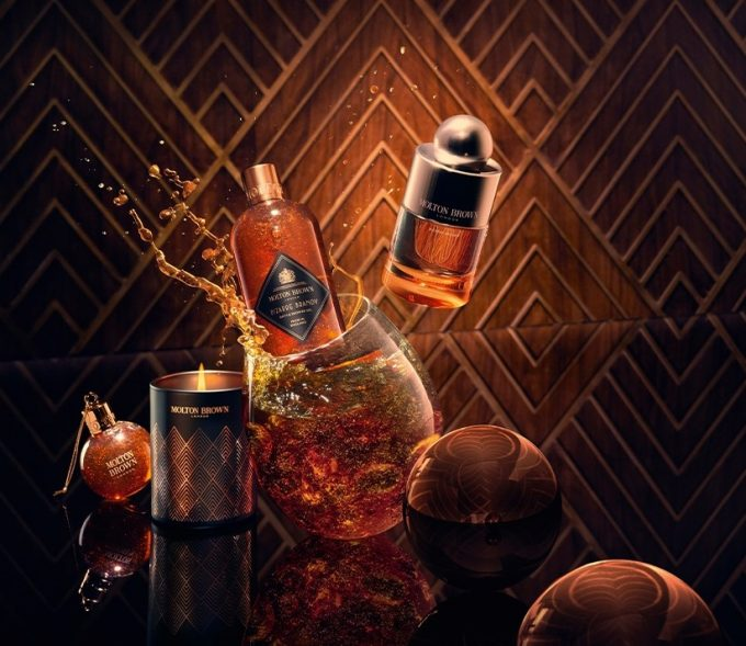 Molton Brown revives the Roaring Twenties with duty-free exclusive gift sets