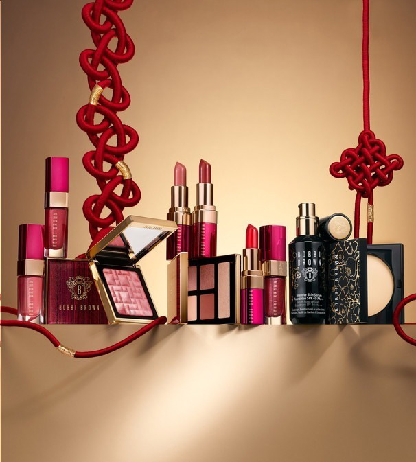 Bobbi Brown's new beauty collection will welcome in the New Year