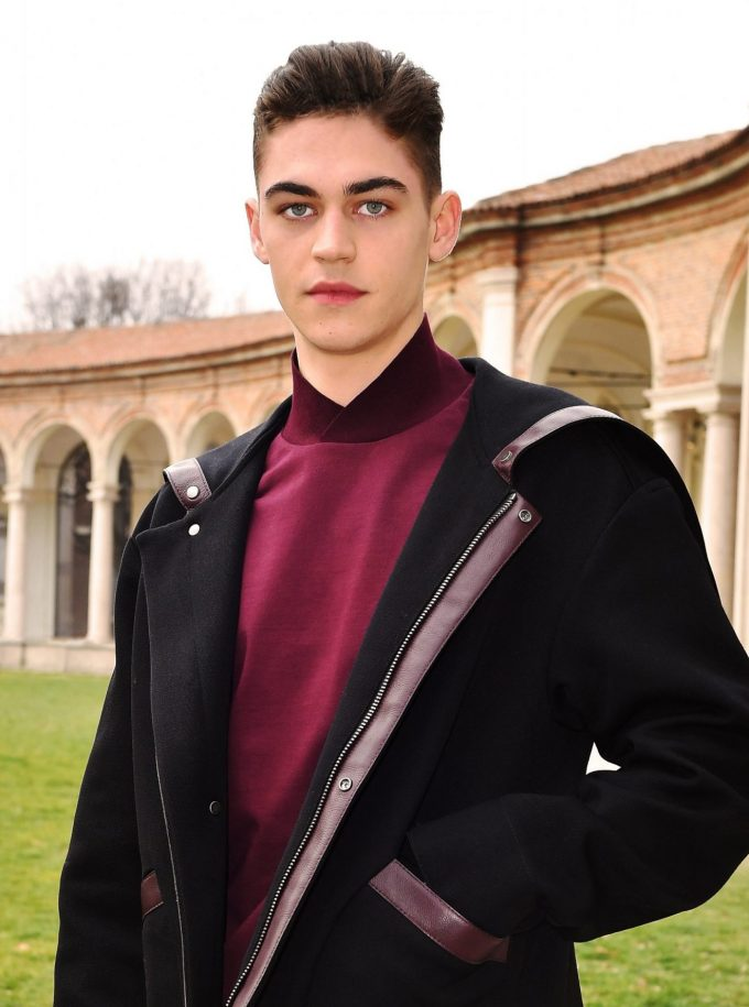 Hero Fiennes Tiffin revealed as the face of FERRAGAMO, the new fragrance for men