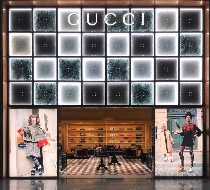 Gucci brings the colour and magic of fashion as it opens stunning boutique at Istanbul Airport
