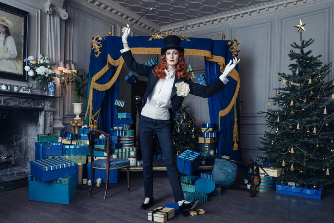 Jo Malone presents a Festive Scented Spectacular at World Duty Free