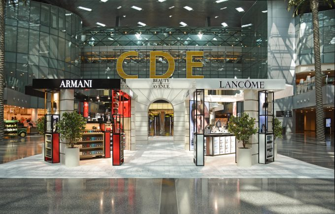 Qatar Duty Free and L'Oréal launch Beauty Avenue at Doha's HIA
