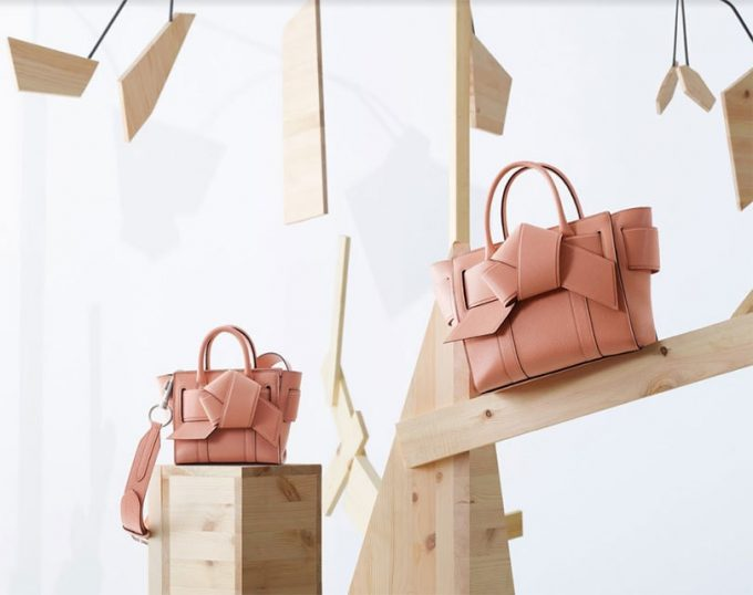 Mulberry teams with Acne Studios for stunning 'Friendship' collection