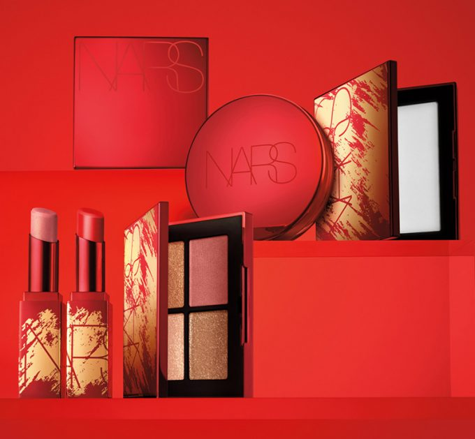 First Look: NARS reveals 2020 Lunar New Year makeup collection