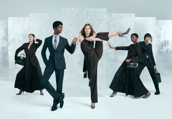 Join the Movement – Salvatore Ferragamo dances into the festive season