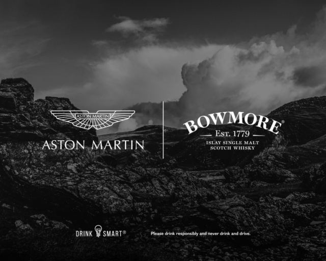 Aston Martin partner with Bowmore to create limited edition whiskies