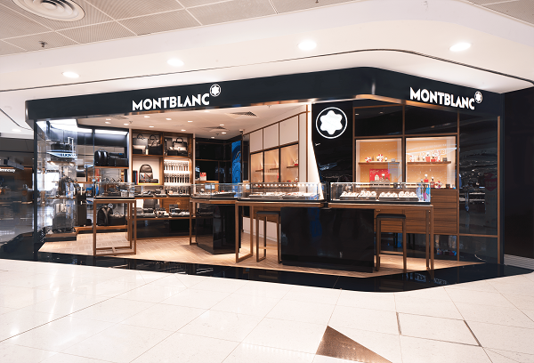 Montblanc opens stunning new boutique at Hong Kong International Airport