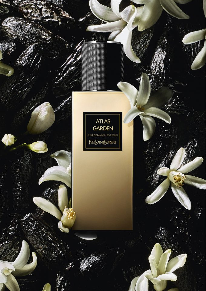 Atlas Garden – the new fragrant ode to Morocco by YSL