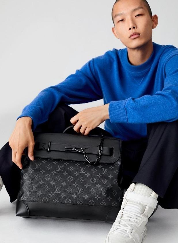 Louis Vuitton reveals New Classics line of men's bags