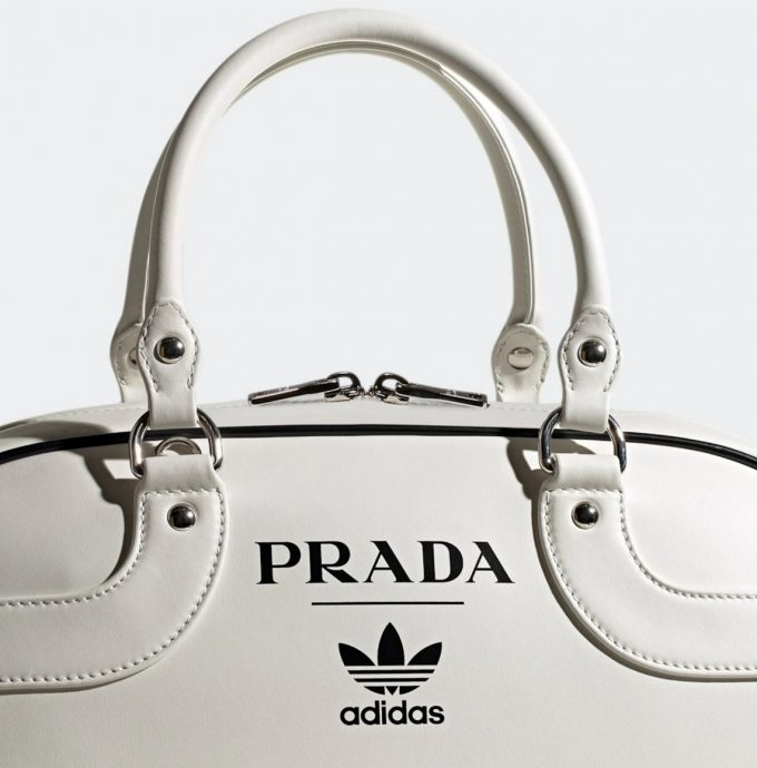 Prada for adidas Limited Edition collection is under starter's orders