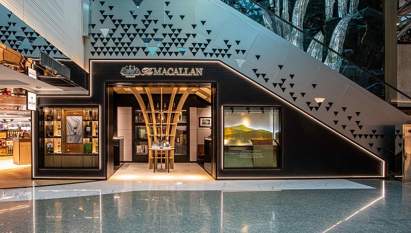 The Macallan unveils first luxury Boutique in Asia at Taiwan Taoyuan International