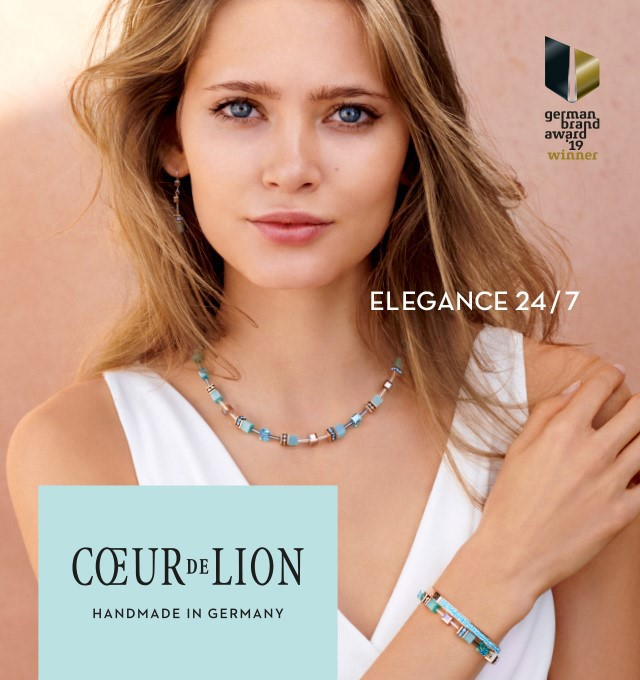 Coeur de Lion jewellery debuts at World Duty Free