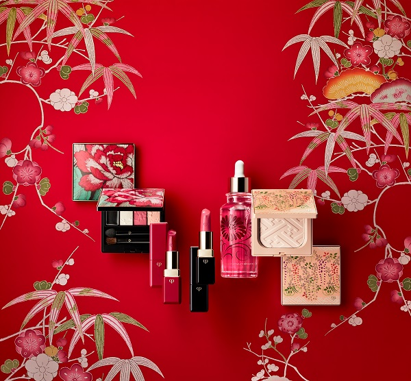 Clé de Peau unveils Rêve de Kimono limited edition beauty collection